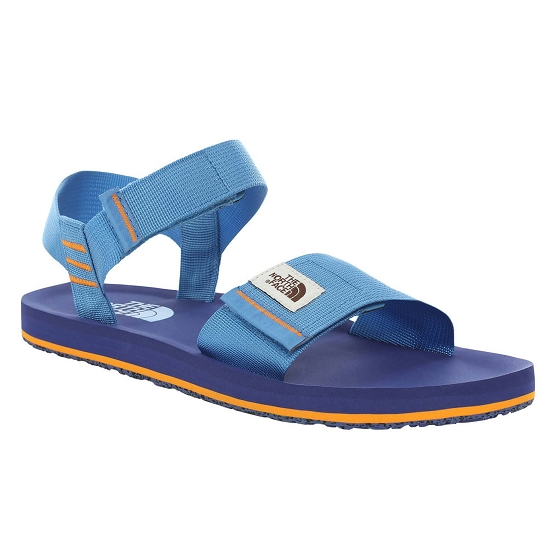 The North Face Skeena Sandal - Donner Blue/Bright Navy