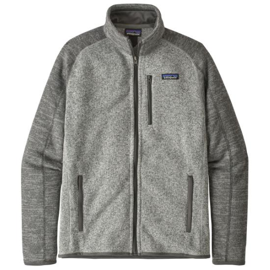 Patagonia Better Sweater Jacket - Nickel