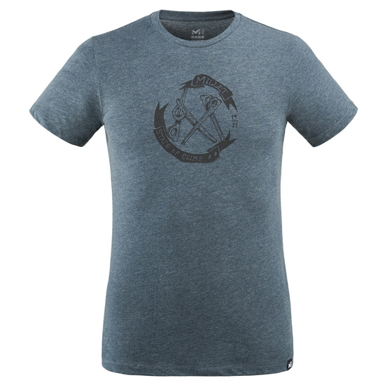 Millet Old Gear Tee Shirt - Orion Blue
