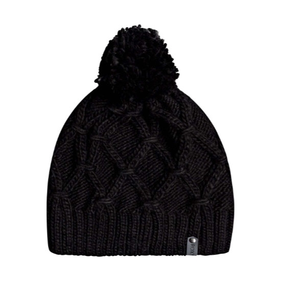 Roxy Winter Beanie - True Black