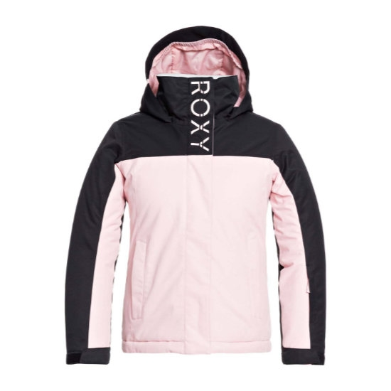 Roxy Galaxy Jacket Girl - Powder Pink