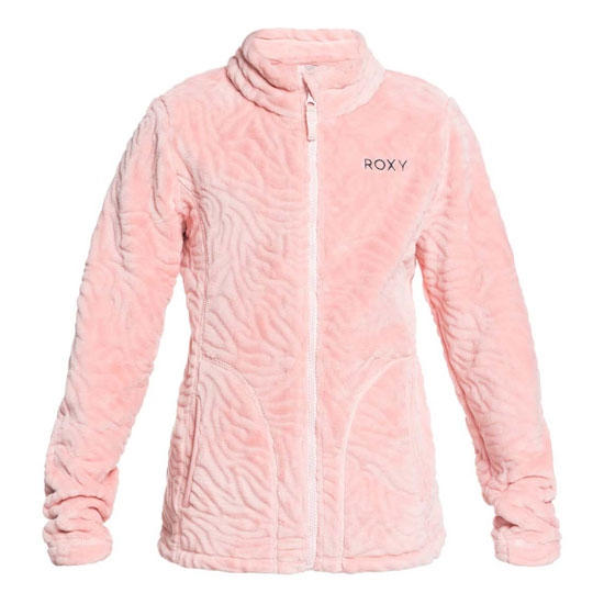 Roxy Igloo Fleece Girl - Powder Pink