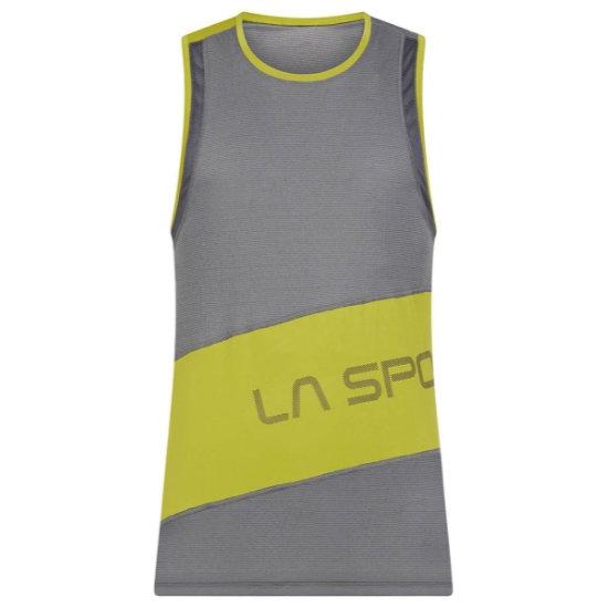 La Sportiva Track Tank - Carbon/Kiwi