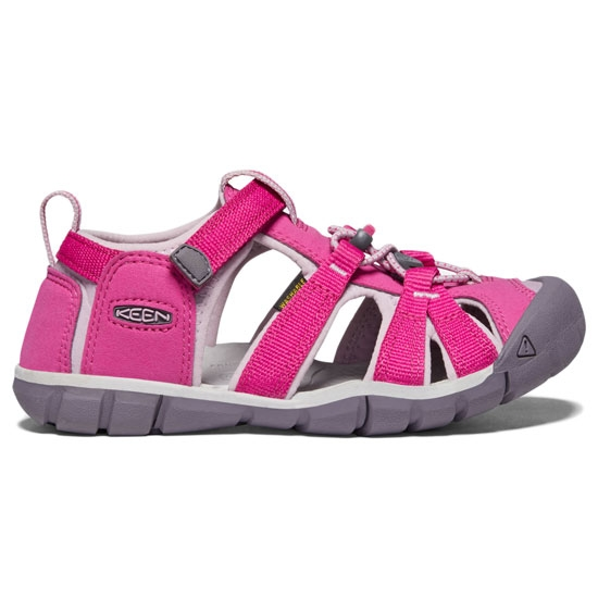Keen Seacamp II CNX Little Kid - Very Berry/Dawn Pink