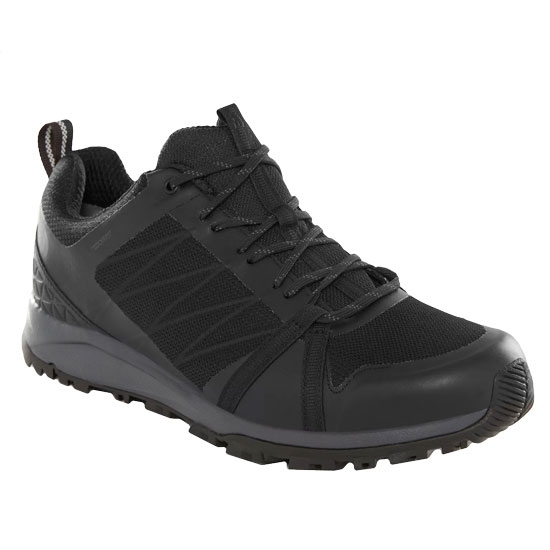 The North Face Litewave Fastpack II Wp W - Tnf Black/Ebony Grey