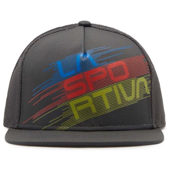 La Sportiva Trucker Hat Stripe Evo - Carbon