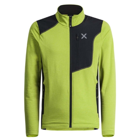 Montura Thermal Grid Pro Fit Maglia - Lime