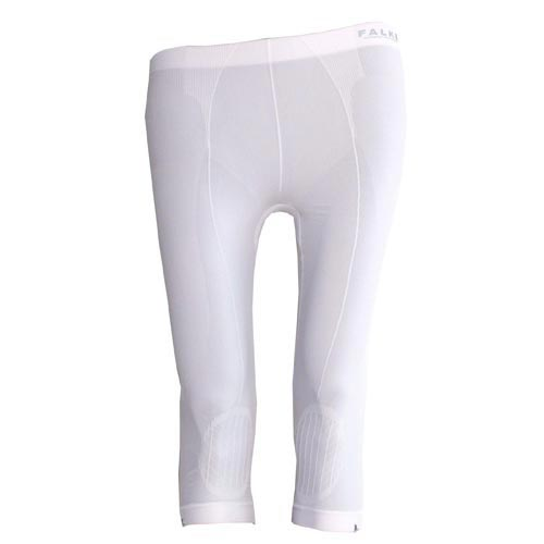 Falke Athletic Light Tights 3/4 W - White