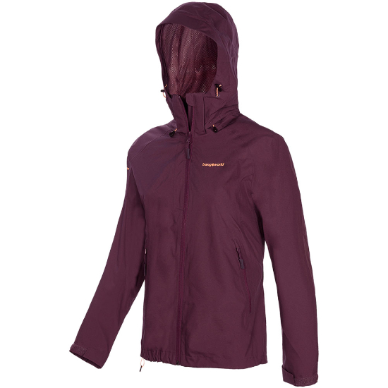 Trangoworld Lacq DT Jacket W - Purple