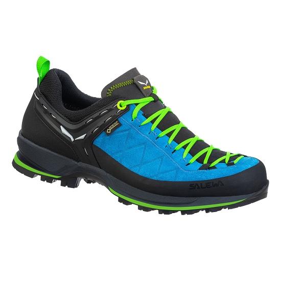 Salewa Mtn Trainer 2 GTX - Blue /Fluo Green