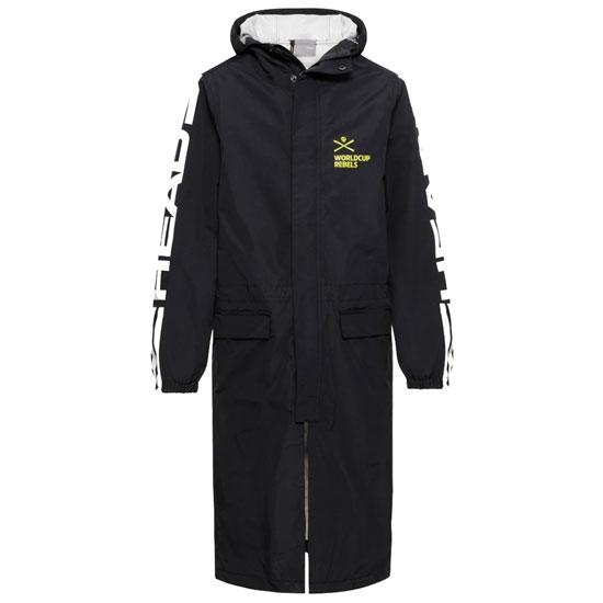 Head Race Rain Coat Junior - Black