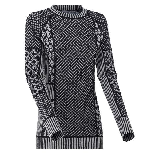 Kari Traa Smekker LS T-Shirt W - Black