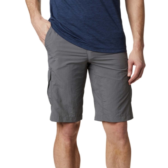 Columbia Silver Ridge Ii Cargo Short - GRey