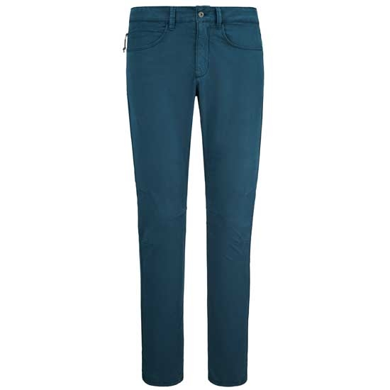 Millet Red Wall Stretch Pant - Orion Blue