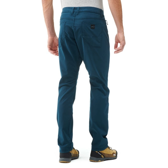 Millet Red Wall Stretch Pant - Detail Foto