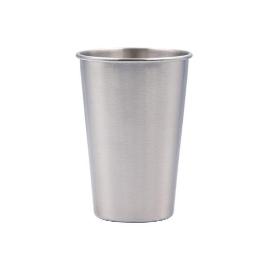 Laken Vaso Acero Inox 500 ml - Steel