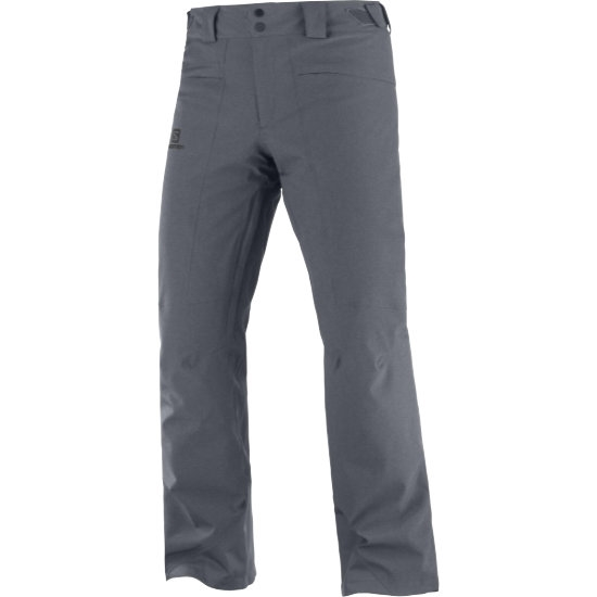 Salomon Untracked Pant - Ebony/Heather