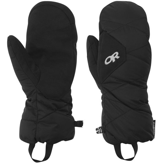 Outdoor Research Phosphor Mitts - Black