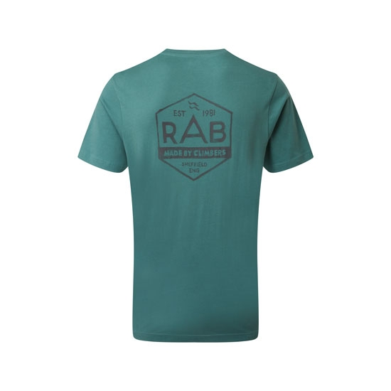 Rab Stance Hex Tee - Photo of detail