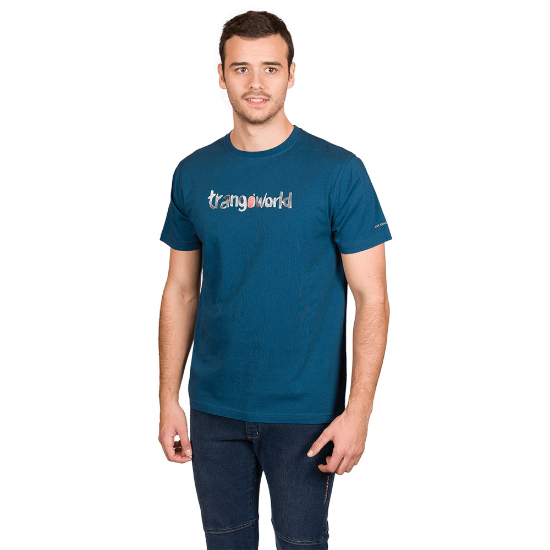 Trangoworld Watercolour Tee - Photo of detail
