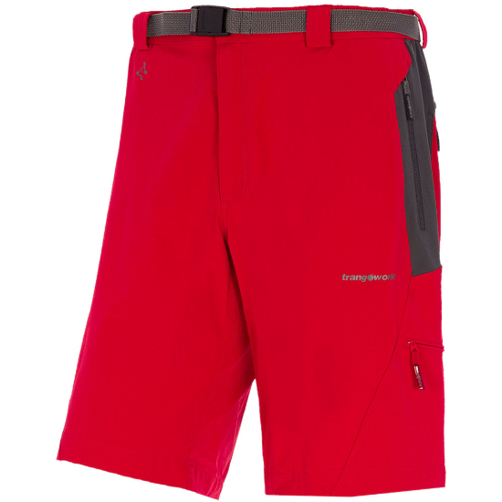Trangoworld Koal DN Short - Red