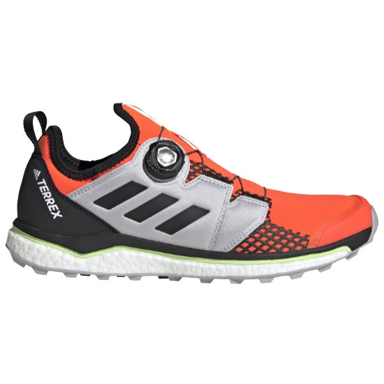 Adidas Terrex Agravic Boa - Solar Red/Core Black/Grey Two