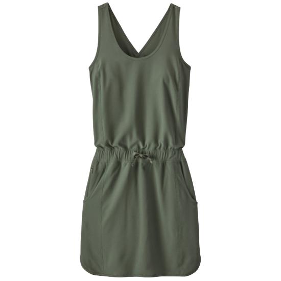 Patagonia Fleetwith Dress W - Kale Green