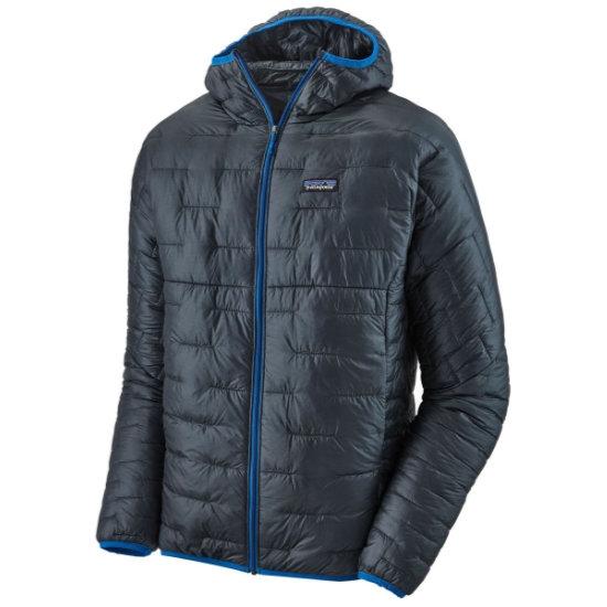 Patagonia Micro Puff® Hoody - Smolder Blue