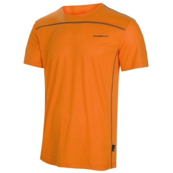 Trangoworld Camiseta Sion - Naranja