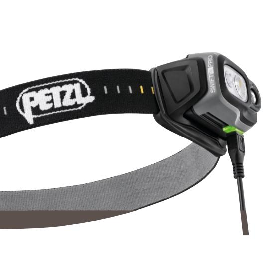 Petzl Swift RL Pro - Photo of detail