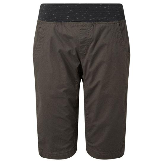 Rab Crank Shorts W - Anthracite