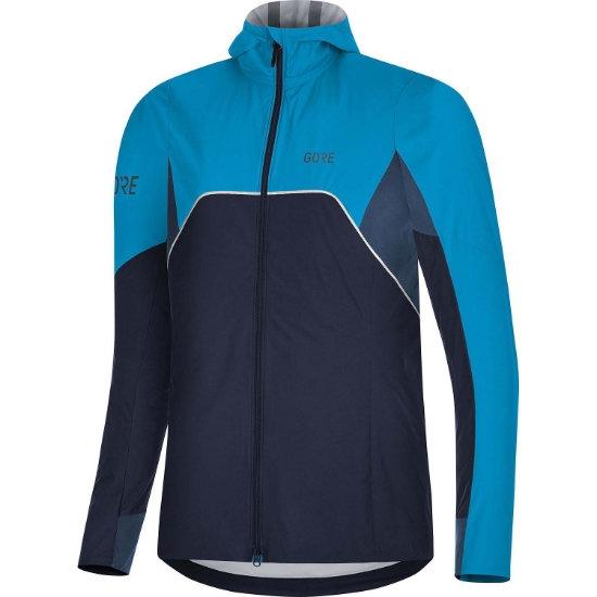 Gore R7 Partial Jacket GTX W - Orbit Blue