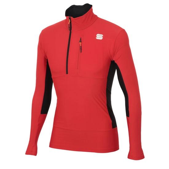 Sportful Cardio Tech Jersey - Red/Black