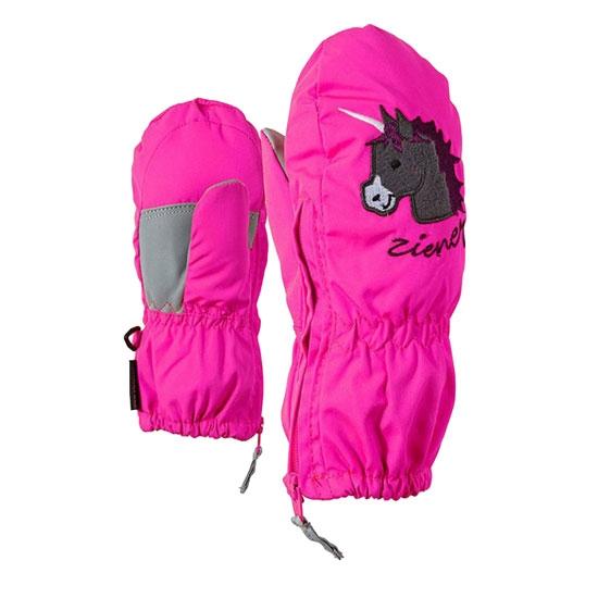 Ziener Le Zoo Minis Kids - Neon Pink
