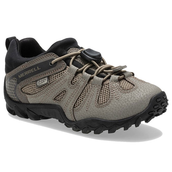 Merrell Chameleon 8 Low Stretch Waterproof Shoe - Boulder