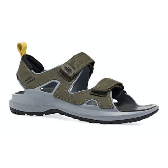 The North Face Hedgehog Sandal III - Taupe Grn/Tnf Blk