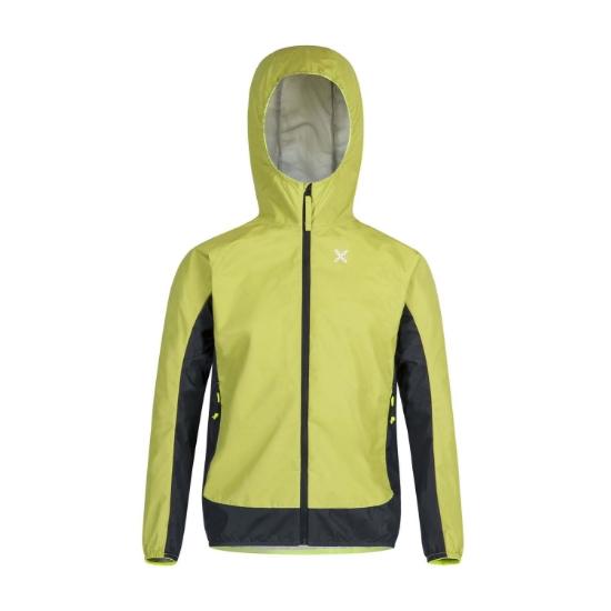 Montura Teorema Jacket Kids - Acido/Giallo Fluor