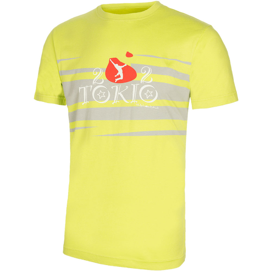 Trangoworld Tokio Tee - Lime