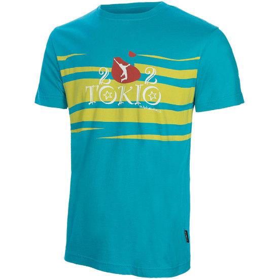 Trangoworld Tokio Tee - Capri Blue