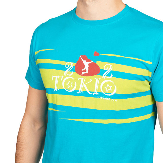 Trangoworld Tokio Tee - Photo of detail