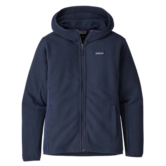 Patagonia Better Sweater Hoodie LW W - New Navy