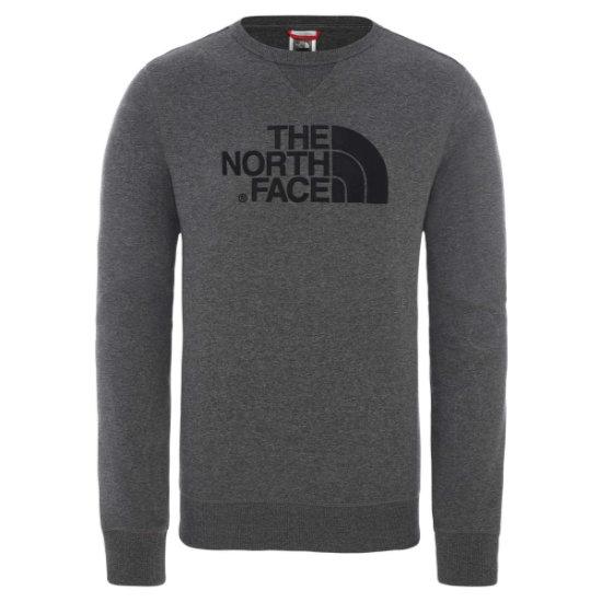 The North Face Drew Peak Crew Light - TNF Medium Grey Heather