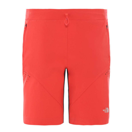 The North Face Impendor Alpine Short W - Cayenne Red