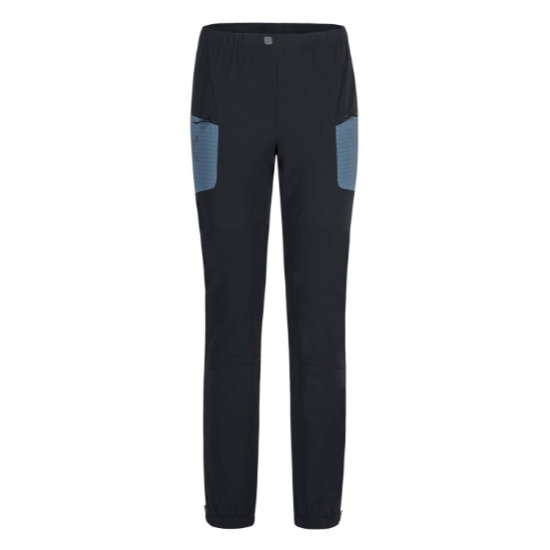 Montura Ski Style Pants W - Nero/Blu Cenere