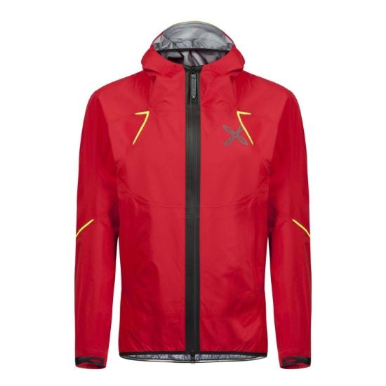 Montura Magic 2.0 Jacket - Rosso