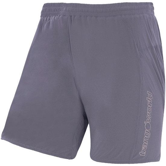 Trangoworld Fonz Short - Mid Grey