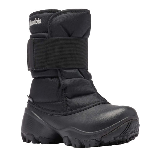 Columbia Rope Tow Kruser 2 Youth - Black,Columbia