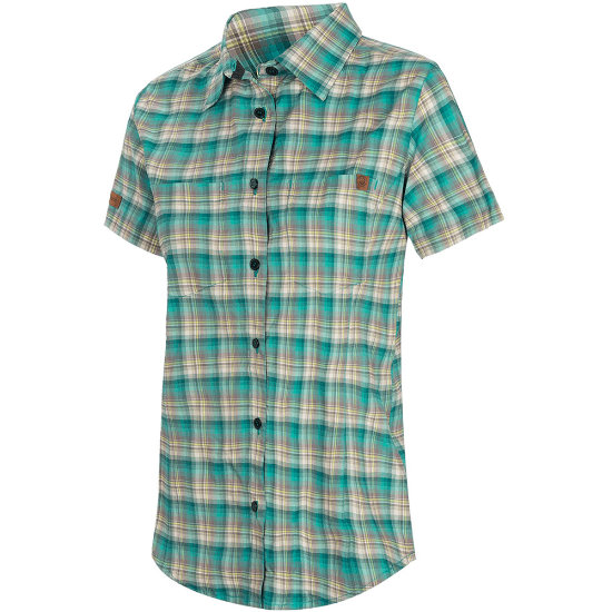 Trangoworld Foc Shirt W - Green
