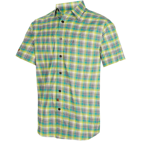 Trangoworld Aiguallut Shirt - Lime