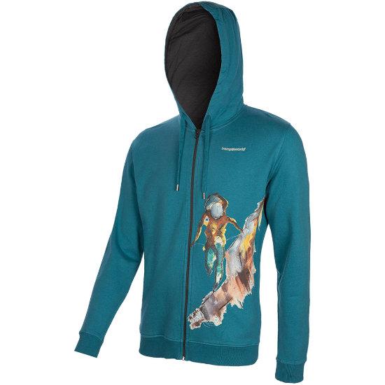 Trangoworld Rockclimber Jacket - Blue